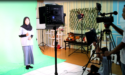 TEKNIK GREENSCREEN JURUSAN MULTIMEDIA