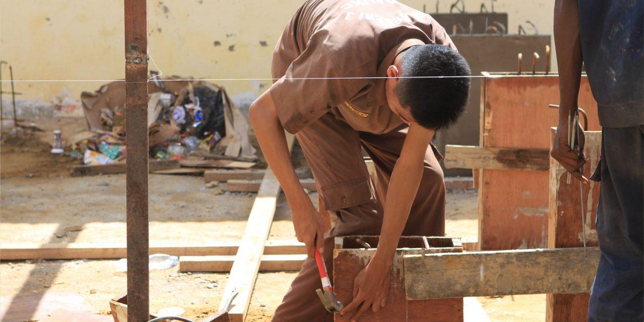 PRAKTEK JURUSAN Bisnis Konstruksi dan Properti