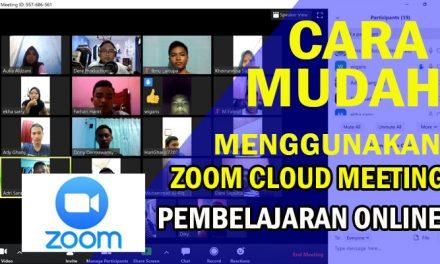 Video Tutorial Viral dalam waktu 2 minggu dengan jumlah pengunjung hingga 81ribu dibuat oleh salah satu Guru Jurusan Multimedia SMK Negeri 3 Merauke
